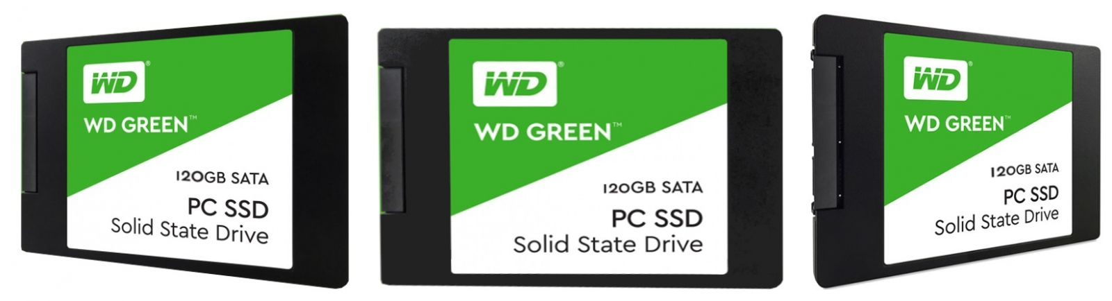 Ổ cứng SSD WD 120GB WDS120G2G0A