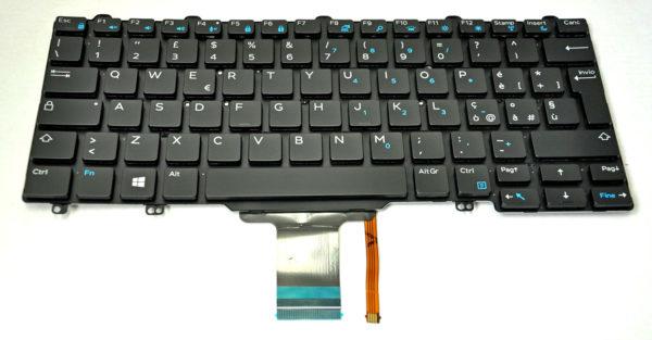 Bàn phím DELL Latitude E5250 E7250
