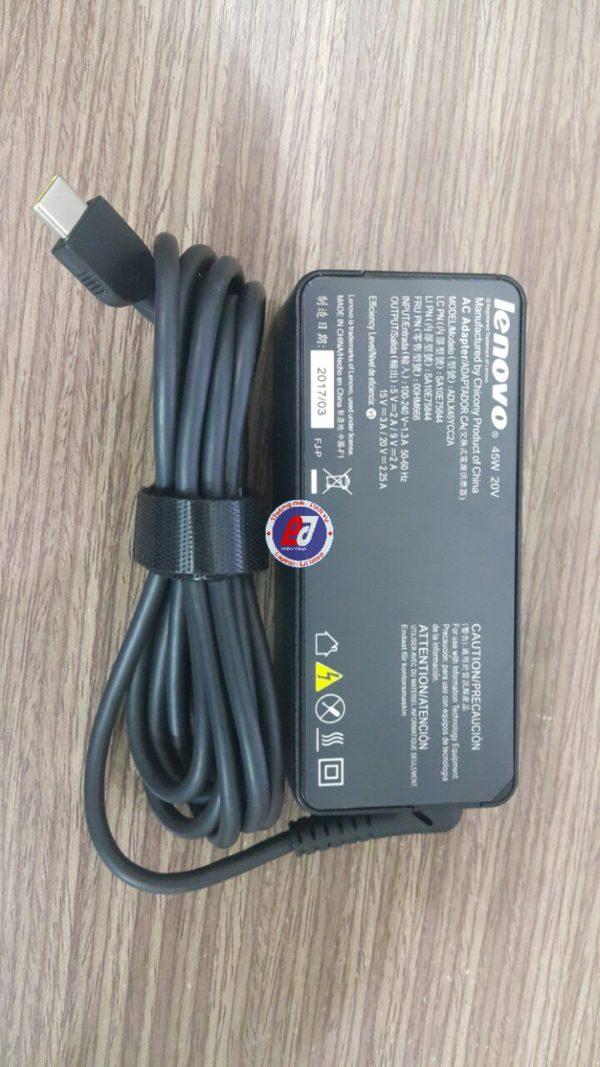 Sạc laptop Lenovo USB-C