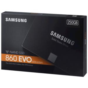 SSD Samsung 250G 860 Evo