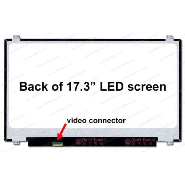 Màn hình Laptop 17.3 led slim 30 pin FHD