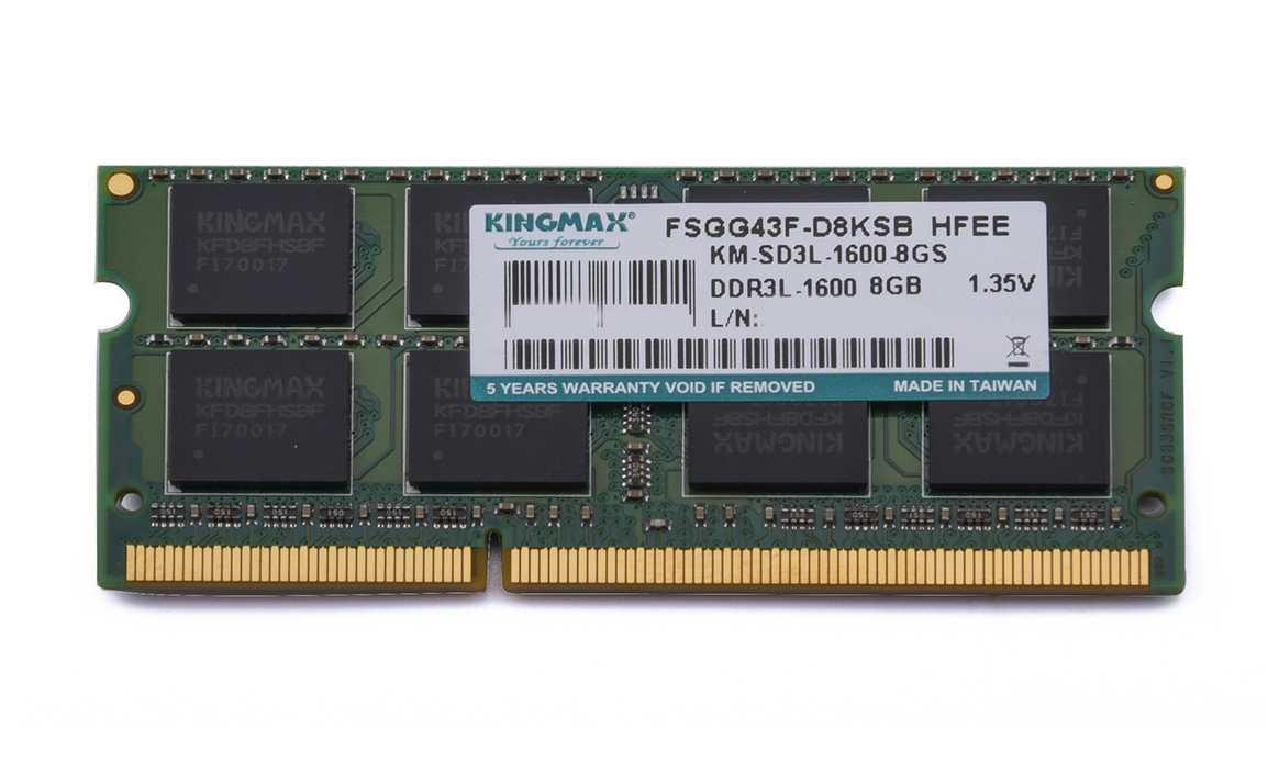RAM DDR3L 8G Laptop