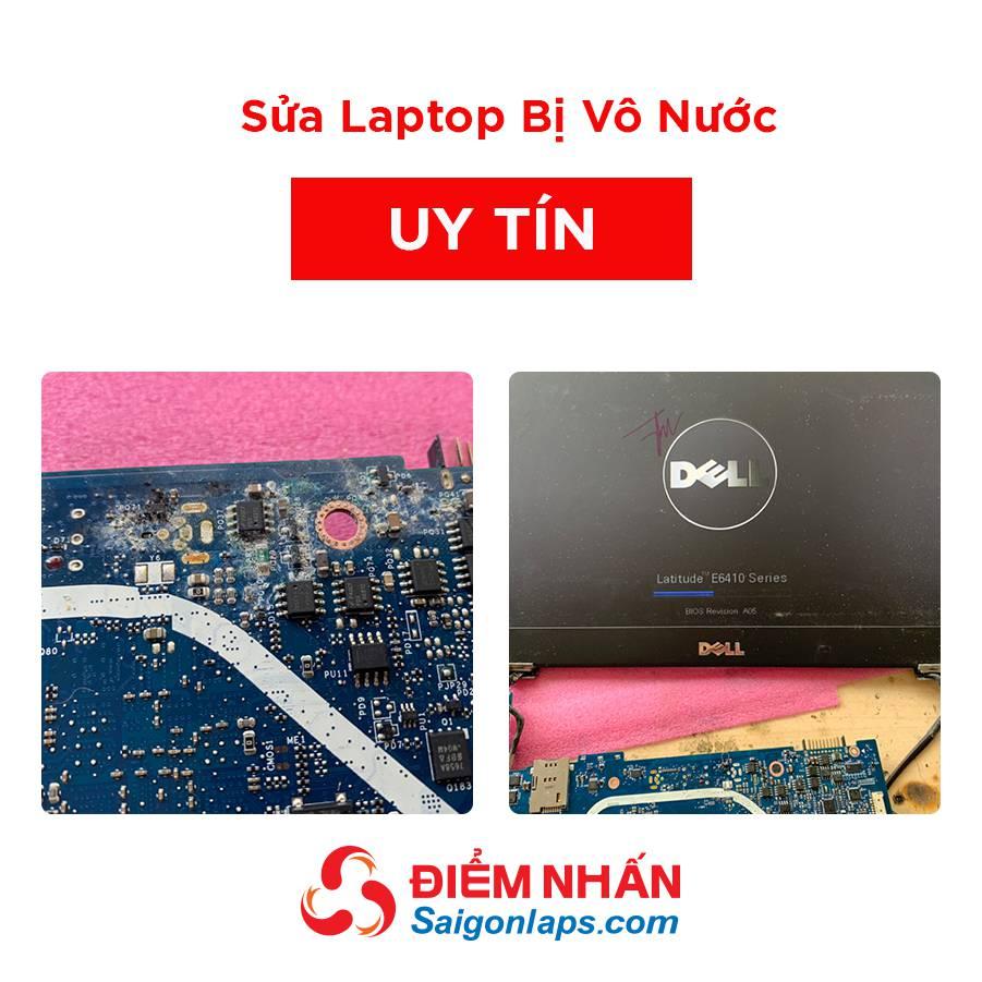 Sửa Laptop Vô Nước Uy Tín